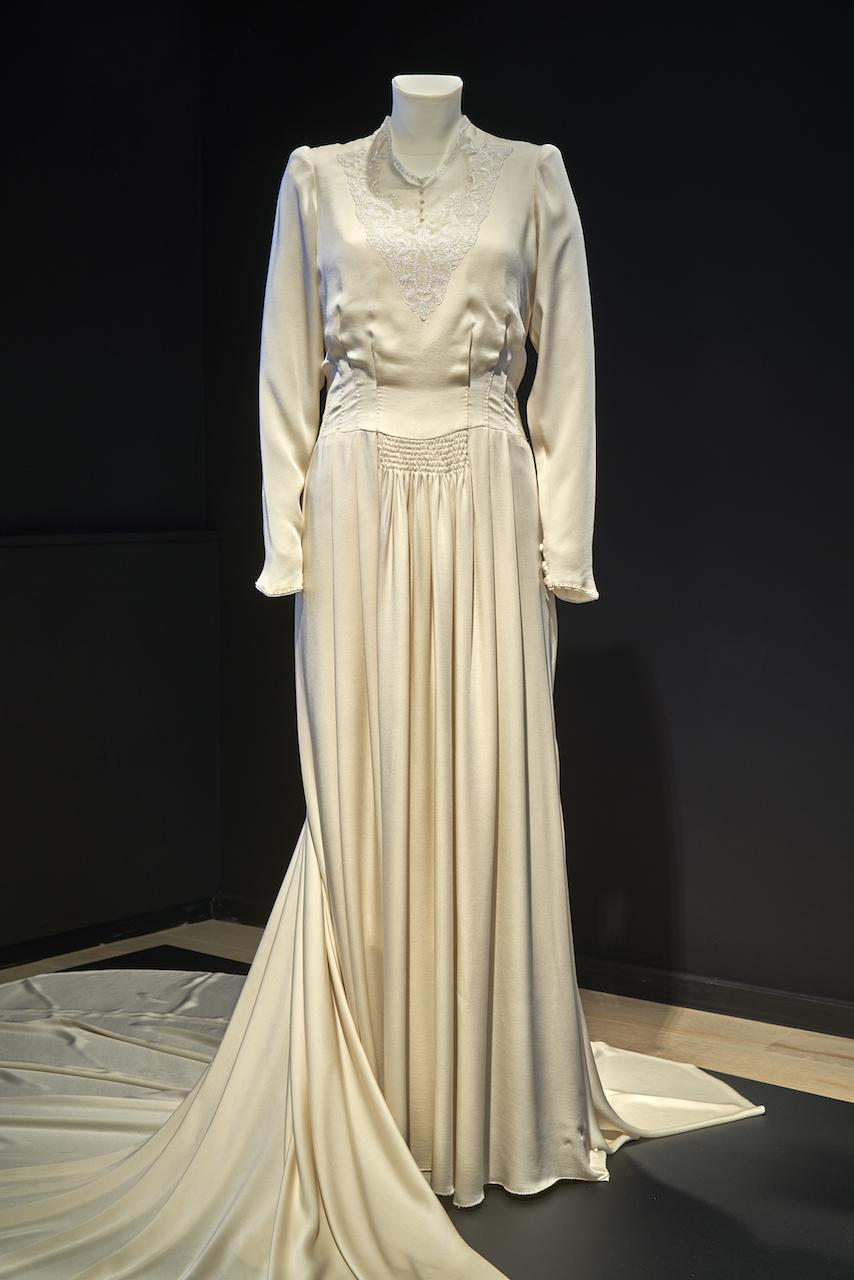 Das Geisterhaus: Hochzeitskleid für Meryl Streep in ihrer Rolle als Clara